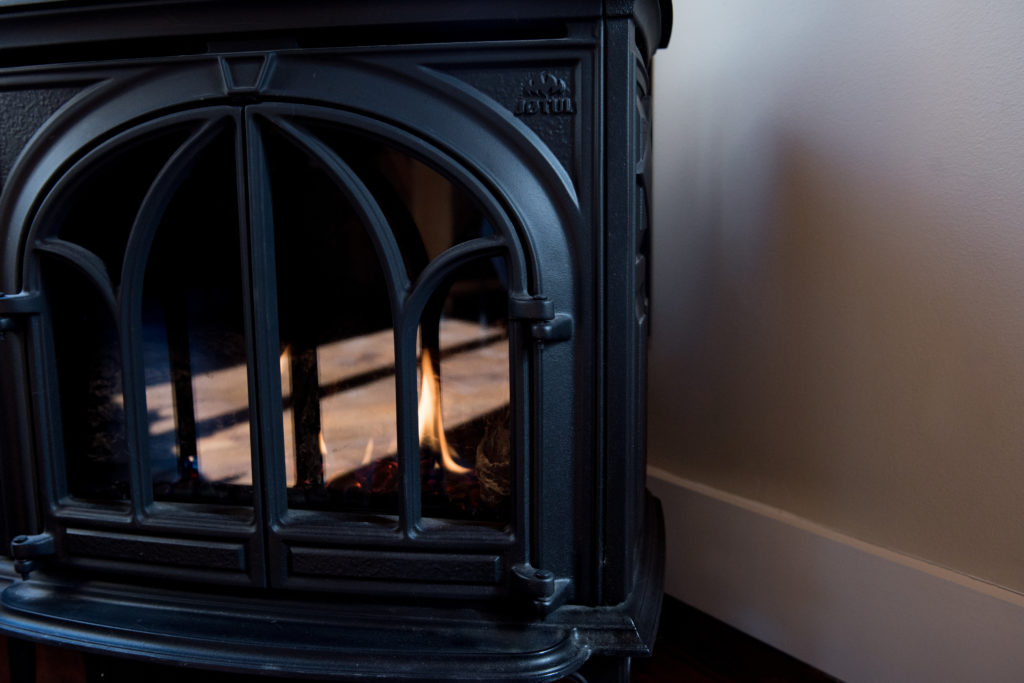 Gas Fireplace - Waltz and Sons